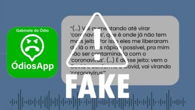 Photo of FAKE NEWS! É falsa afirmação sobre o 'coronavírus' ser causado 'por avanço da Covid-19'