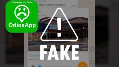 Photo of FAKE NEWS! É falso que Hospital de Campanha em Maceió esteja fechado
