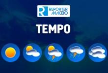 Photo of O TEMPO E A TEMPERATURA: Nordeste tem tempo nublado com chuva, neste domingo (7)