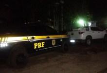 Photo of PRF recupera veículo com registro de apropriação indébita na BR-316, em Palmeira dos Índios