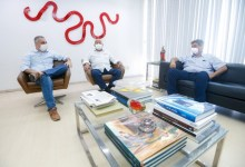Photo of A TODO VAPOR! Alfredo Gaspar discute retomada econômica com Federação das Indústrias de Alagoas