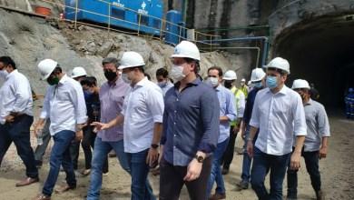 Photo of VISITA DO MINISTRO ROGÉRIO MARINHO: Marx Beltrão e Renan Filho garantem Programa Água Doce em AL