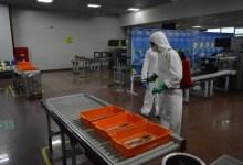 Photo of PREVENÇÃO: com mais voos previstos para julho, aeroporto de Maceió passa por desinfecção