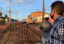 Photo of Obras beneficiam cerca de sete mil famílias no Cleto Marques Luz