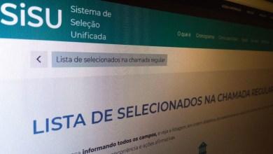 Photo of SISU: MEC divulga hoje resultado do segundo semestre deste ano