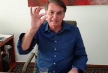 Photo of Depois de dizer que está infectado, Presidente Jair Bolsonaro grava video de propaganda da hidroxicloroquina; Assista!