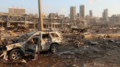 Photo of Líbano lida com devastação feita por explosões no porto