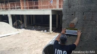 Photo of Construção em Maragogi é embargada e autuada por falta de licença ambiental