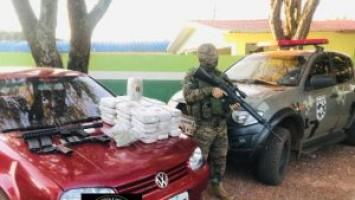 Photo of Alvo da Operação Flashback II é preso no MS com fuzil e 22 kg de skunk