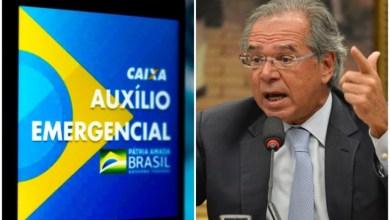 """Photo of """"Se auxílio fosse R$ 200, R$ 300 dava pra segurar até um ano"""", Guedes"""