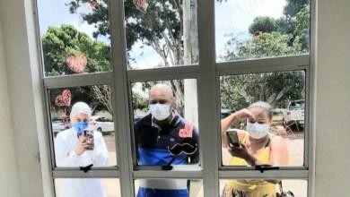 Photo of HUMANIZAÇÃO: Projeto Janela da Vida faz homenagem aos pais em tratamento da Covid-19