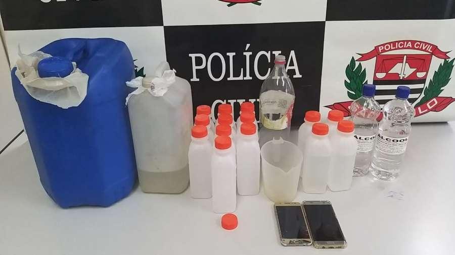 Polícia Civil de Araras