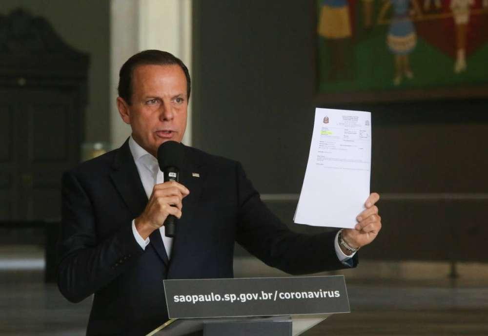 Governador anuncia retomada de atividades da economia