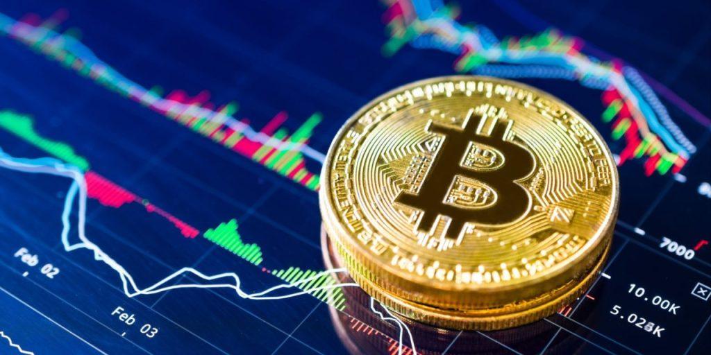 Operações envolvendo moedas digitais atingiu US$ 68,3 bilhões ao dia