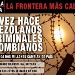 FRONTERA: Chávez nacionalizó a miles de criminales colombianos en 2004