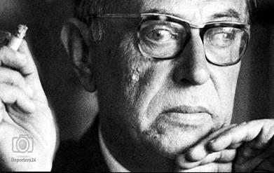 Jean-Paul Charles Aymard Sartre (21 Junio 1905 – 15 Abril 1980)