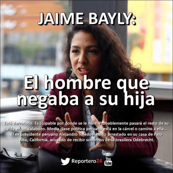 Vida De Jaime Bayly : Sus comentarios mas picantes, su forma de ser, el niño terrible que ahora se ve mas maduro pero aun.