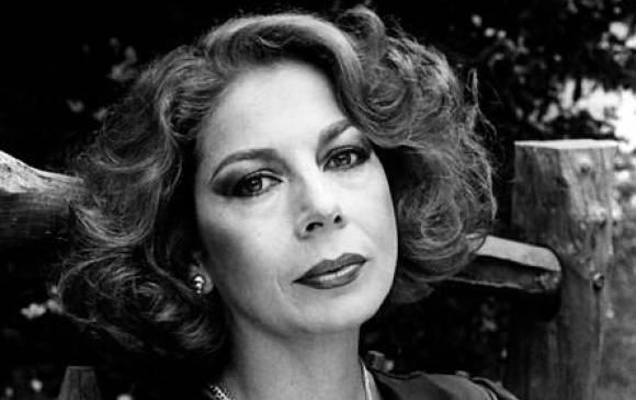 Falleci la actriz colombiana Mara Eugenia Dvila