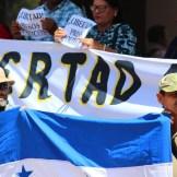 El 20 de marzo denunciaron que en Honduras hay 21 personas en cautiverio como producto de la crisis post Electoral.
