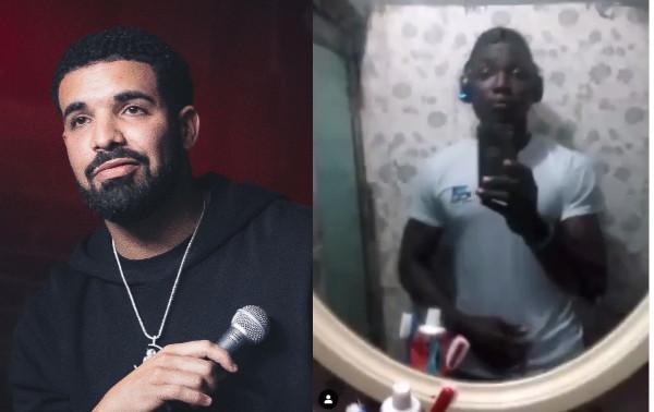 Drake and the Nigerian singer