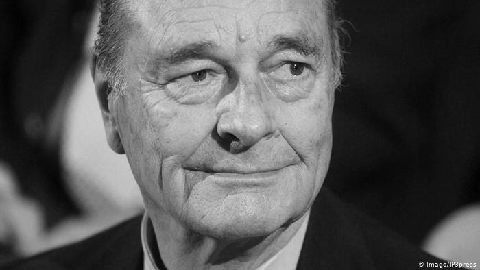 Ex-French President Jacques Chirac