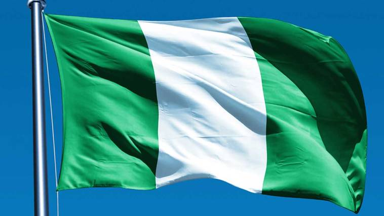 Nigerian Flag, Independence Day