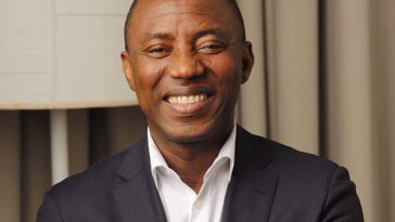 Sowore Escapes Death After Unknown Man Sneaked In And Ransacked His Abuja Apartment