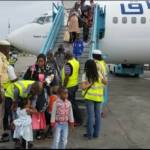 Nigerian returnees from Libya