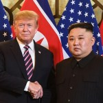 Donald Trump and Kim