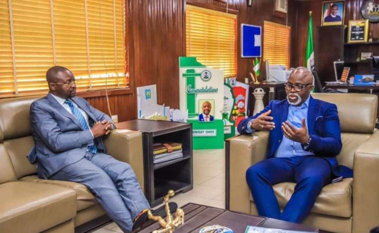 NFF Bosses, Players Union, Pinnick