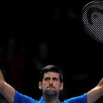 BREAKING: Djokovic Romps To Victory In ATP Finals Opener