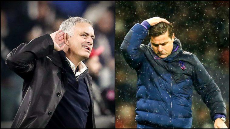 Mourinho Returns To EPL, Takes Over From Pochettino Of Tottenham