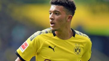 PSG Plan Jadon Sancho Replacement For Neymar