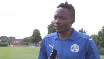 Wait...What? Ahmed Musa , International Retirement?!
