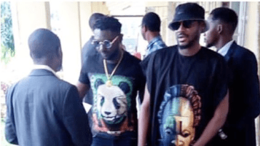 2face And Blackface Agree To Out Of Court Settlement (Photo)