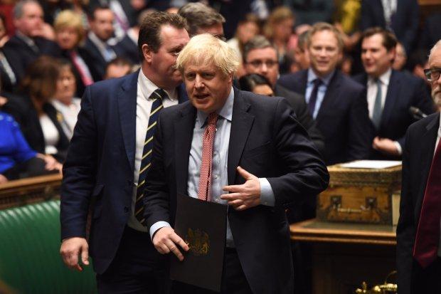 Brexit: MPs Back Boris Johnson's Plan To Leave EU On 31 January