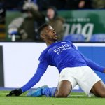 Nigeria's Iheanacho Stars As Leicester Return To Second