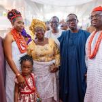 PHOTOS As Former Finance Minister Ngozi Okonjo Iweala Buries Father