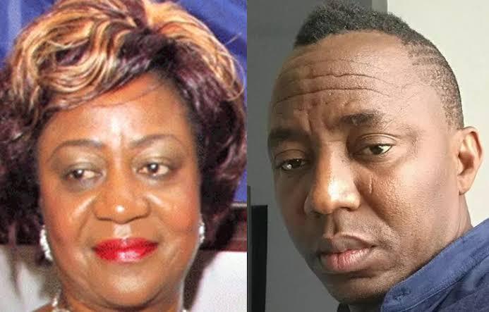 Sowore's Re-arrest In Court Was Staged- Lauretta Onochie