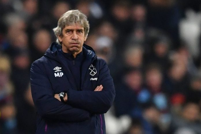 West Ham Sack Pellegrini After Home Defeat To Leicester