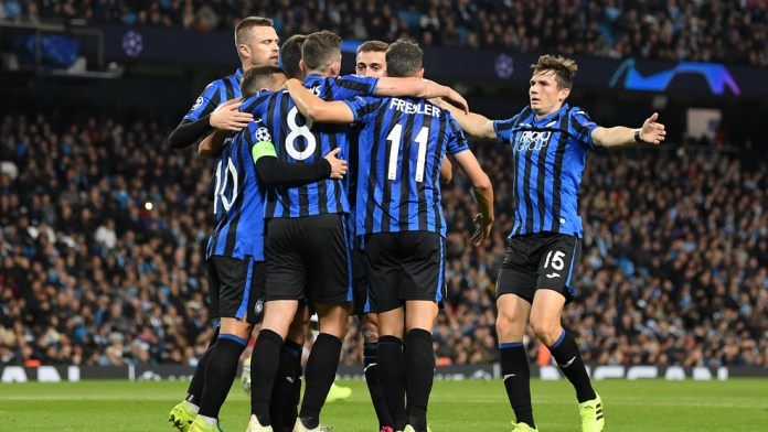 Champions League Debutants Atalanta Reach Last 16