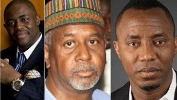 Abba Kyari, Fayemi And 2 Ministers Fought For The Release Of Sowore And Dasuki - FFK
