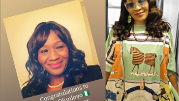 1st Nigerian Blogger! Nigeria's Kemi Olunloyo Celebrates 20 Of Blogging,