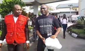Mompha Freed As He Drops His N5m Suit Against EFCC