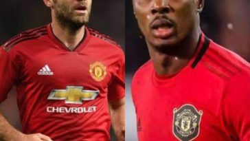 'Why Ighalo May Struggle Seriously In Man Utd', Mata Tell Fans