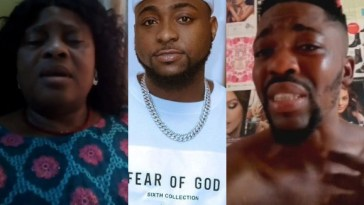 I Will Never Forgive You For Disgracing My Son - Mother Of Journalist Allegedly Assaulted By Davido At Airport