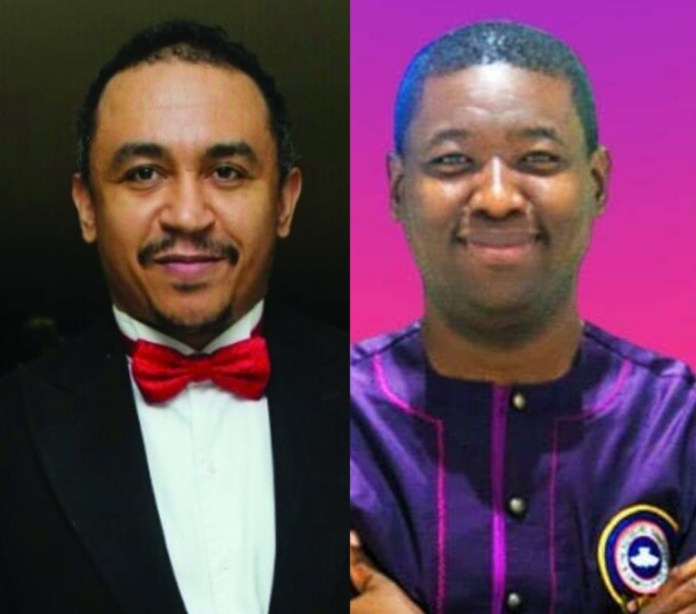 Apologize To My Parents Too, Adeboye's Son Tells Daddy Freeze
