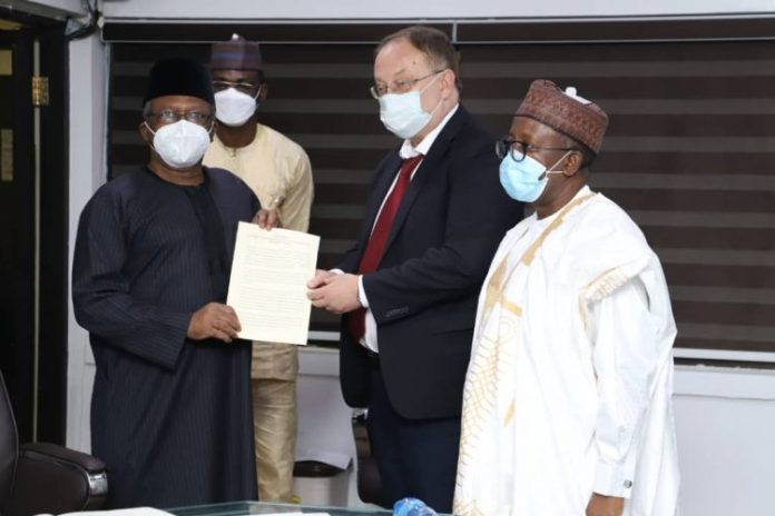 BREAKING! Russia's COVID-19 Vaccine Lands In Nigeria, FG Receives
