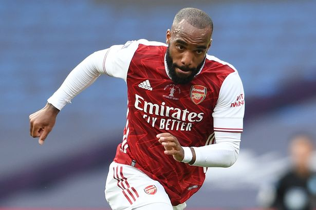 Fresh Update On Alexandre Lacazette's Arsenal Future Has Emerged