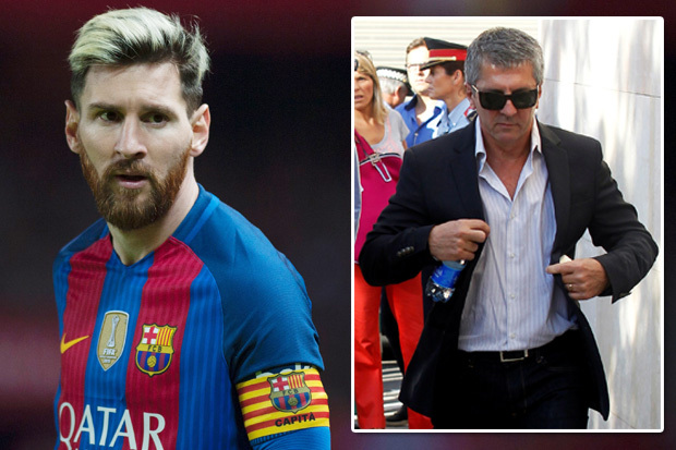 How Messi Was Forced Into Barca Stay By Father's Bad Advice, Revealed